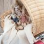Kocyki dla dzieci_kremowy_ColorStories_Cotton Classic