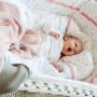 Pościel dla dzieci_ochraniacz do łóżeczka_ColorStories_MilkyWay