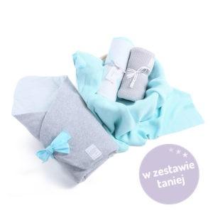_____ wyprawka 3w1______  Wybierz kolor kocyka! Rożek+ręcznik+kocyk z kapturem