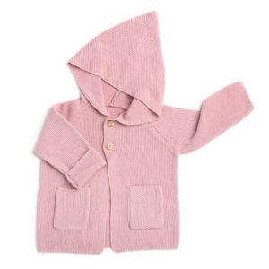 Sweterek<b>CottionClassic</b><em> Zamglony Róż</em>