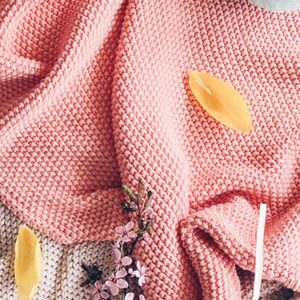 Koc L CottonClassic 130x170cm Morela
