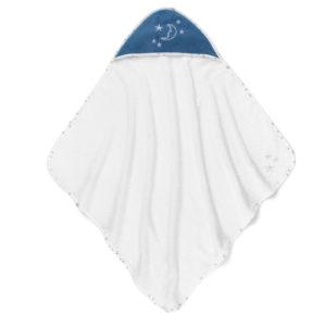 Ręcznik z kapturem<b>bawełniany</b><em> TenderTouch Ocean</em>
