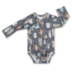 Body <b> longsleeve  </b><em> Woodland Grey 56cm </em>