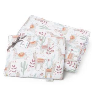 Pościel <b>dla niemowlaka</b> <em>Lazy Llamas</em>