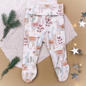 Spodenki <b> niemowlęce  </b><em> Lazy llamas </em>