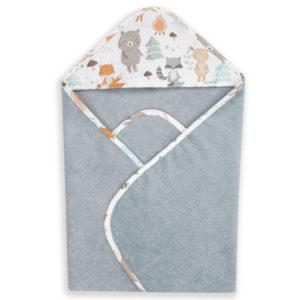 Ręcznik <b>bawełniany</b> <em> Woodland Grey </em>