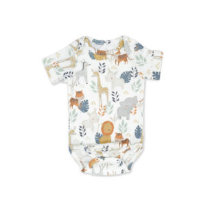 Body <b>shortsleeve</b> <em> Wild Safari 62 – 68cm</em>
