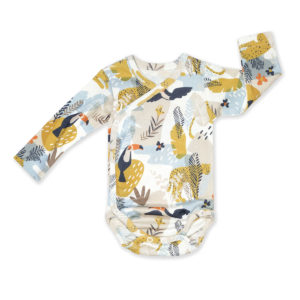 Body <b> longsleeve  </b><em>Jungle 56 cm</em>