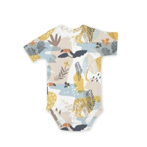 Body <b>shortsleeve</b> <em>Jungle 62 – 68cm</em>