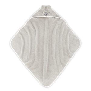 Ręcznik Miś mały <b> Woodland</b><em> Beżowy</em>