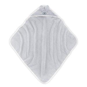 Ręcznik Miś Mały <b> Woodland </b><em> Jasny Szary </em>